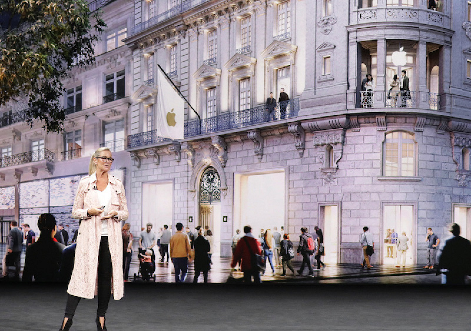 Angela Ahrendts Discusses Apple's Experiential Retail Strategy in New Interview