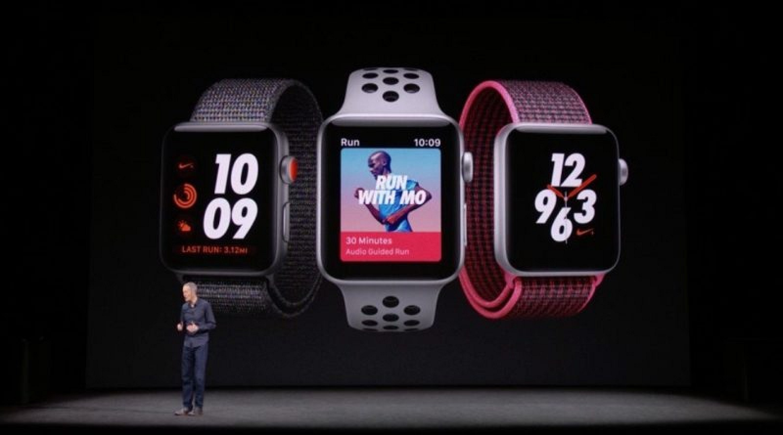 Apple Announces New Watch Bands and Finishes for Apple Watch Series 3Apple Inc - Apple Watch - Cupertino California - Hermès - Nike Inc - Steve Jobs