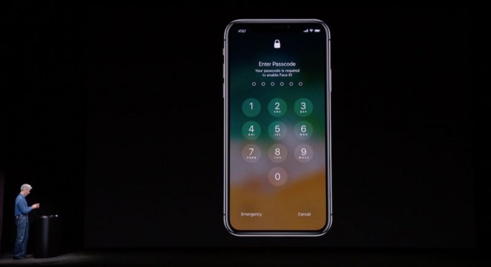 photo image Doubts and Speculation Surround Apple's Onstage Face ID 'Fail' During iPhone X Keynote