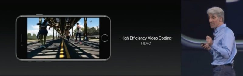 What You Need to Know About HEVC Video in macOS High Sierra and iOS