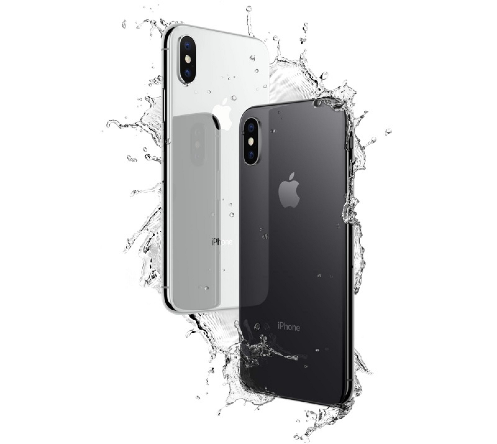 big sale cacce 9bc09 iPhone X and iPhone 8 Feature IP67 Water Resistance Rating, Same as ...