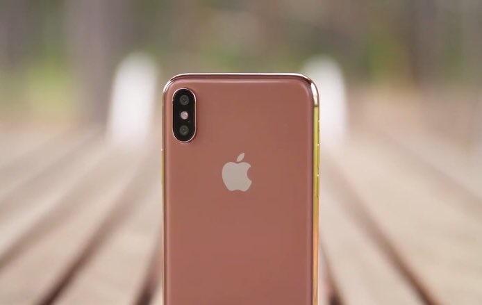 Un nouveau coloris pour le Smartphone iPhone X