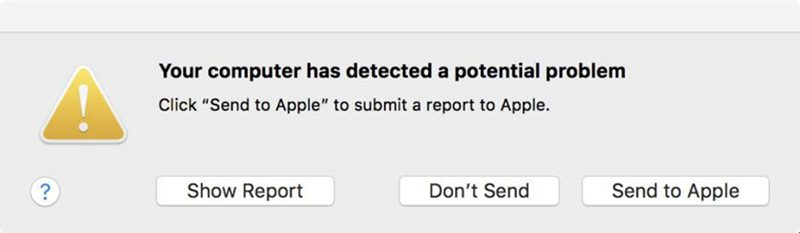 macOS High Sierra Automatically Performs Security Check on