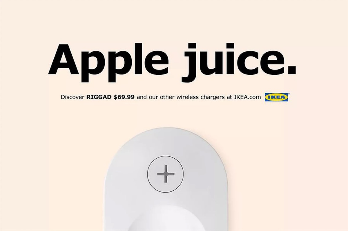 Ikea Launches New Apple Inspired Ad Campaign For Qi