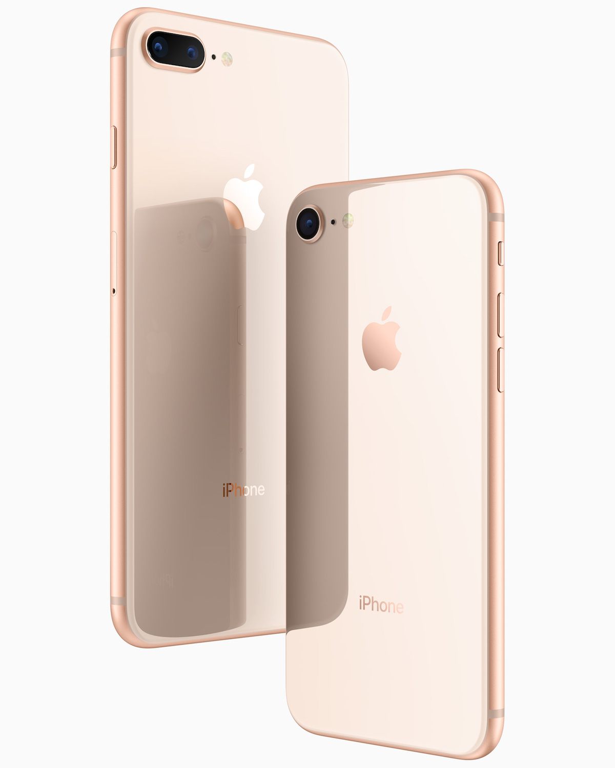 The IPhone 8 Measures In At 47 Inches And Plus Is 55 Like Past Few Models Of They Come With A New Retina HD Display