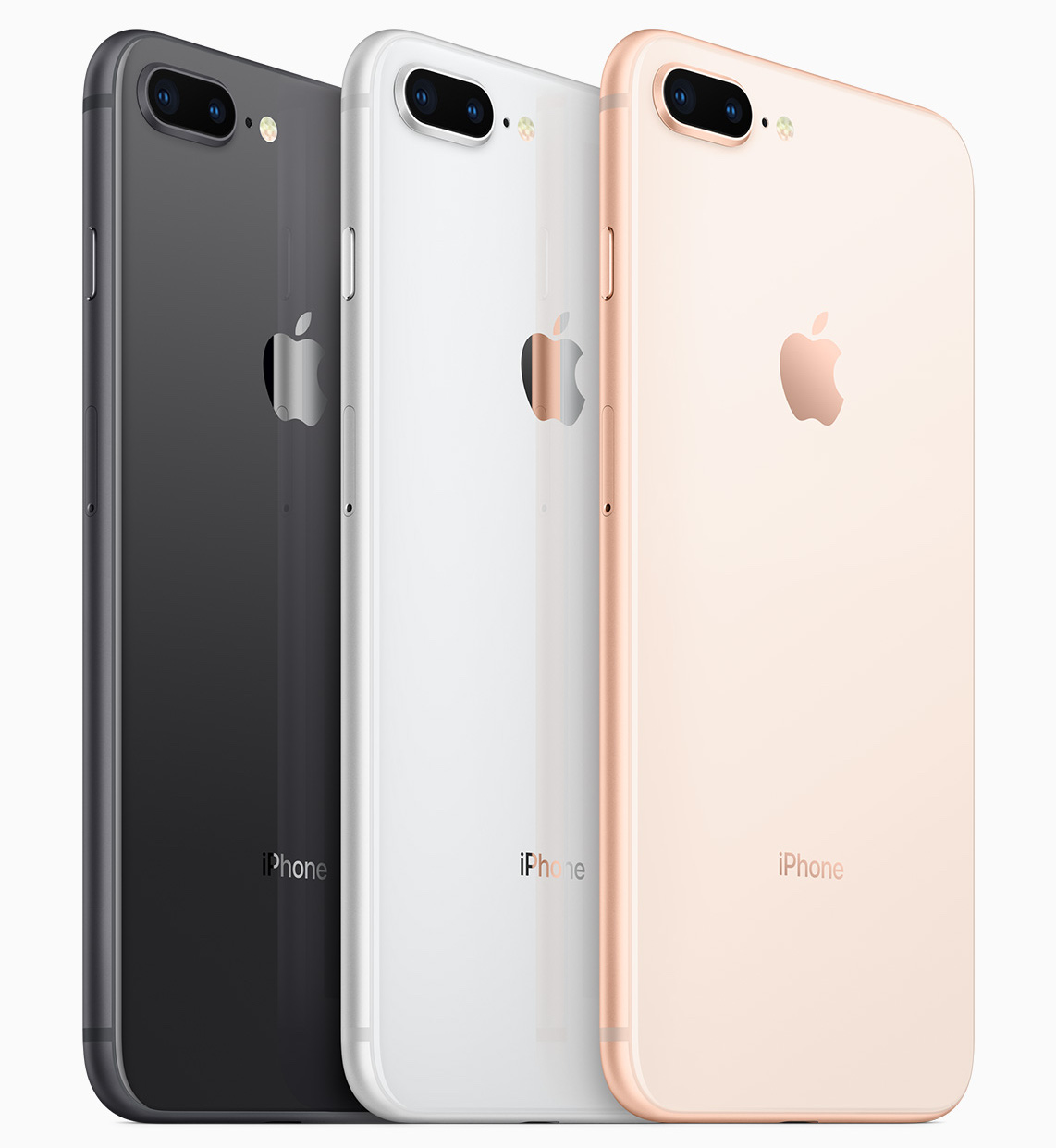 half off 08220 68a59 Apple Reveals 'iPhone 8' and 'iPhone 8 Plus' With Glass Bodies and ...