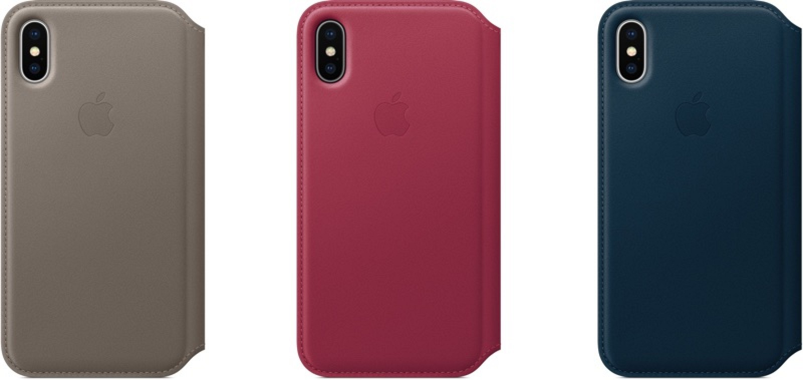 huge discount 6b9c7 fd6d9 Apple Releases New Accessories and Cases for iPhone 8 and iPhone X ...