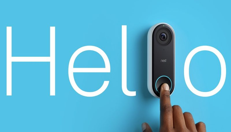Nest Announces New Alarm System Smart Doorbell And