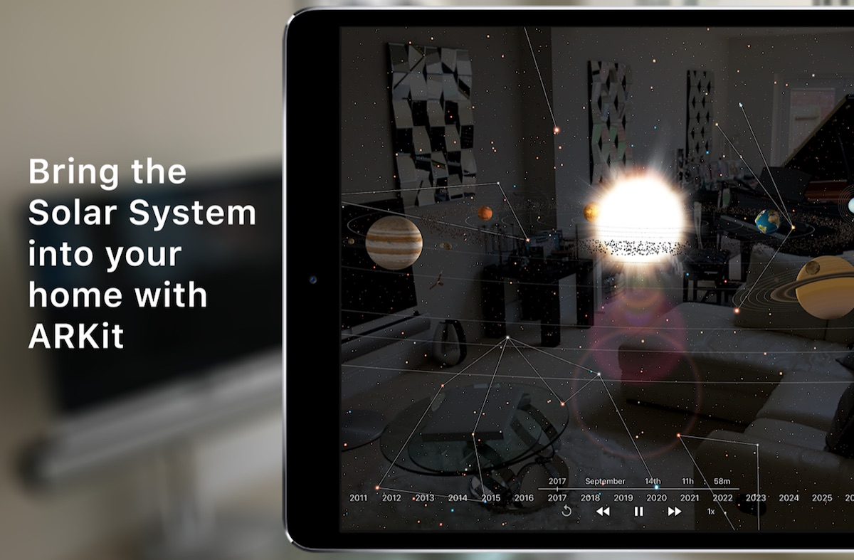 Here's a Look at the First Wave of Augmented Reality ARKit Apps