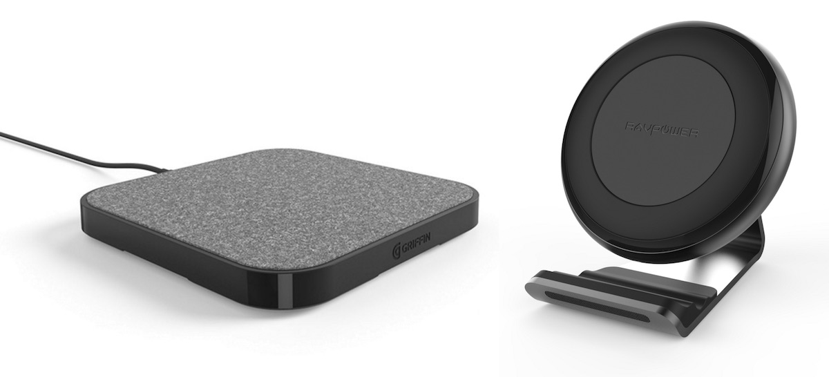 iphone wireless charging pad. griffin powerblock wireless charging pad - $69.99 iphone s