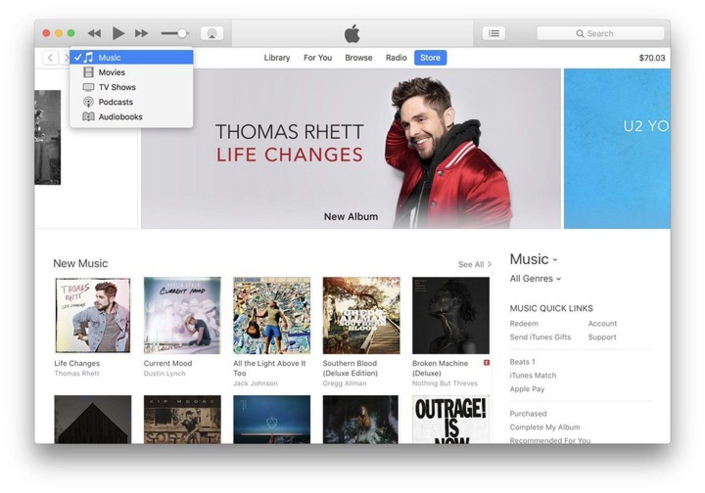 photo image Apple Releases iTunes 12.7 With Major Changes, Including No Built-In App Store