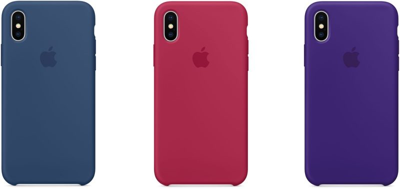 huge discount fc3be ccfc3 Apple Releases New Accessories and Cases for iPhone 8 and iPhone X ...