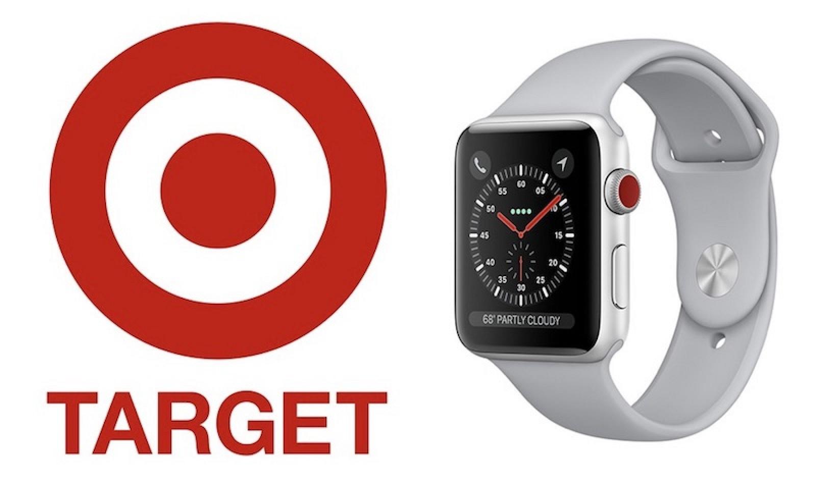 timeless design 73be4 8d8ff Target Begins Notifying Some Apple Watch Series 3 Pre-Order ...