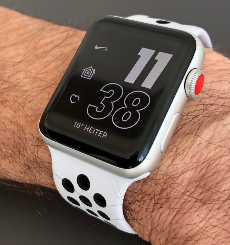 reputable site f6a9e cbd51 Apple Watch Nike+ GPS and LTE Series 3 models are now available to buy in  stores across Australia, Asia and Europe, with customers already posting  shots of ...