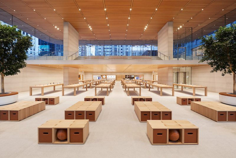 Jony Ive Says Apples New Flagship Chicago Store Is About