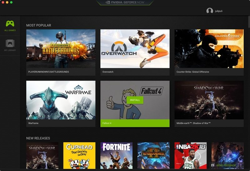Nvidia's Free GeForce NOW Beta Lets You Play System