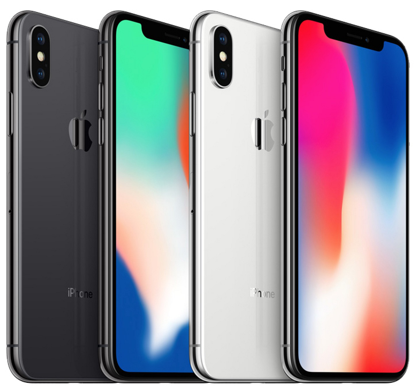iPhone X in Space Gray With 256GB of Storage is Most ...
