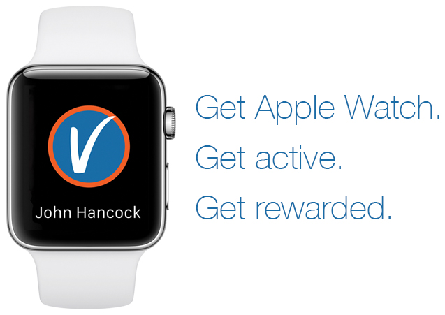 John Hancock Offers Apple Watch Series 3 To Vitality Life Insurance
