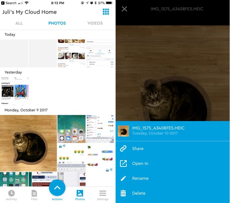 Western Digital My Cloud Home Review - MacRumors