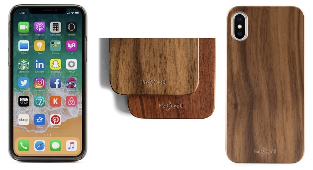 Pad Quill Has Confirmed To Us That The Following Accessories Encompass All Of Cases Will Gain You Entry Into IPhone X Raffle