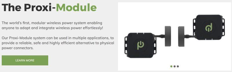 Apple koupil společnost PowerbyProxi vyvíjející lepší bezdrátové nabíjení