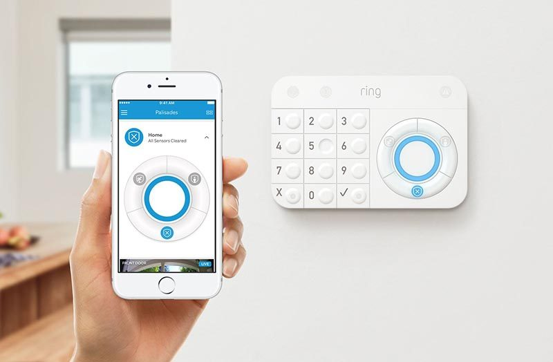 Ring Unveils $199 Home Security System With iPhone