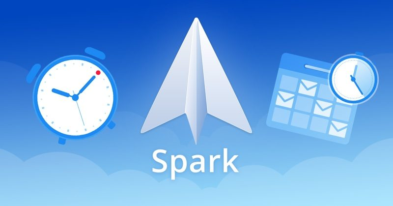 Spark for iOS and Mac Gain New Reminder and Send Later Features