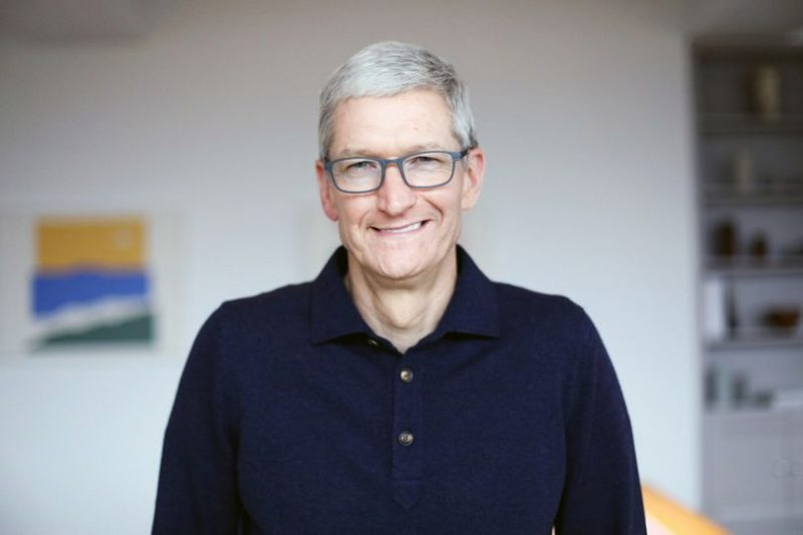 photo image Tim Cook Thinks Retailers Will Find Augmented Reality as Key as Having a Website