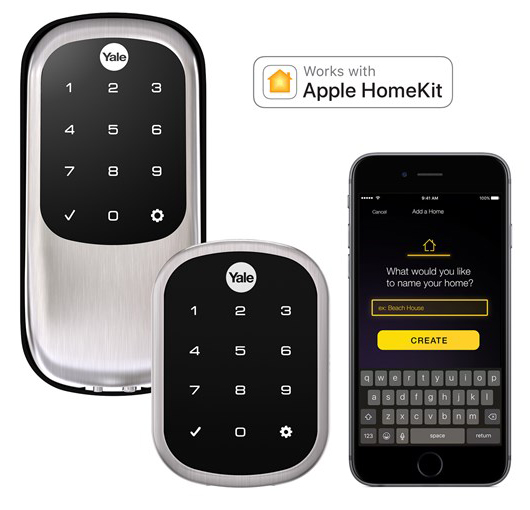 Yale Releases Its First Smart Locks With HomeKit Support ...