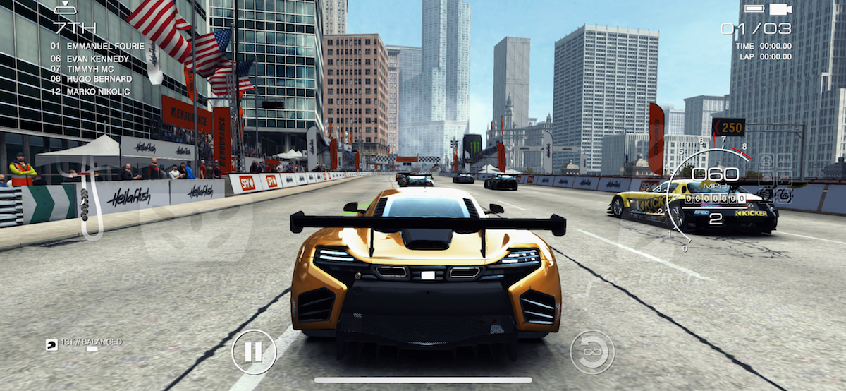 Fear Of Driving >> Feral Releases 'Console-Quality' GRID Autosport Racing for iPhone and iPad - Mac Rumors