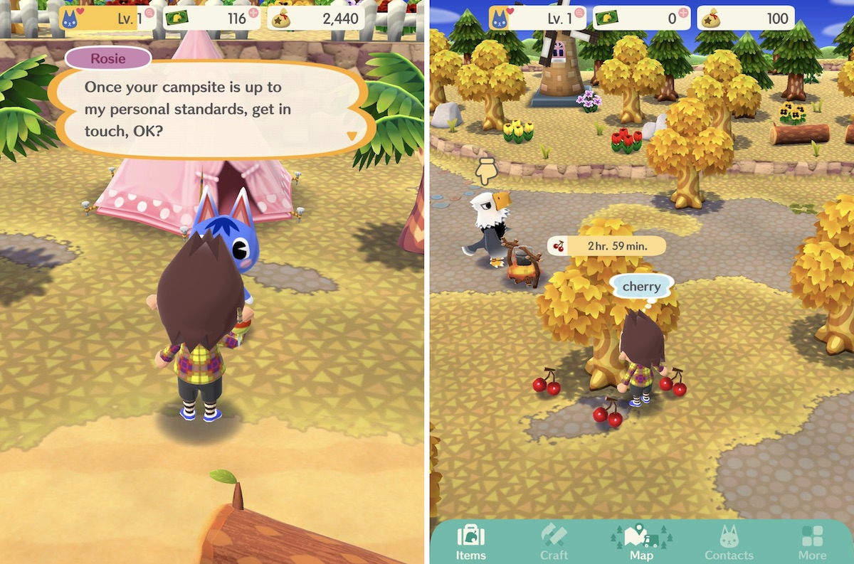 Animal crossing pocket camp begins early worldwide rollout on the and current season of the real world and nintendo has said it will be launching seasonal events over the holidays with exclusive furniture outfits gumiabroncs Image collections