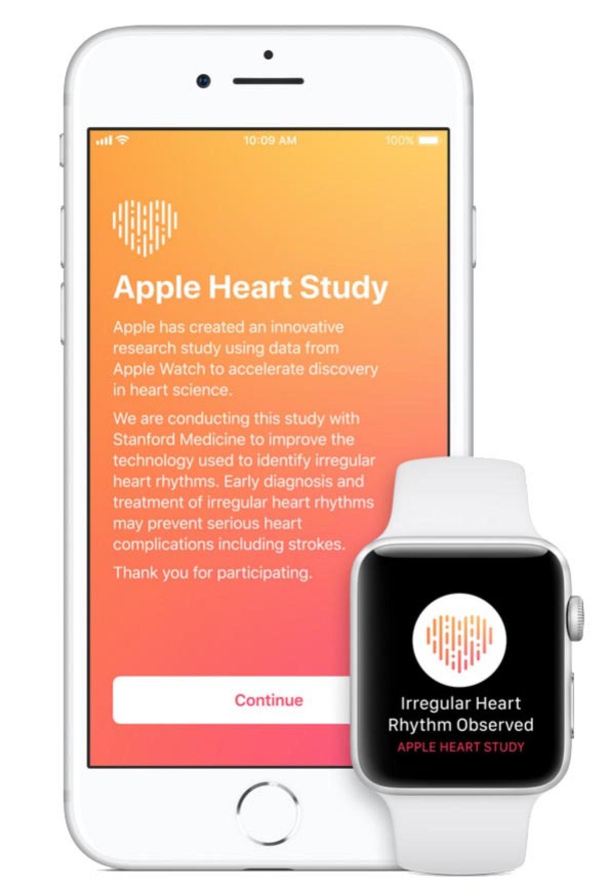 Apple Heart Study Launching on App Store to Identify Irregular Heart Rhythms