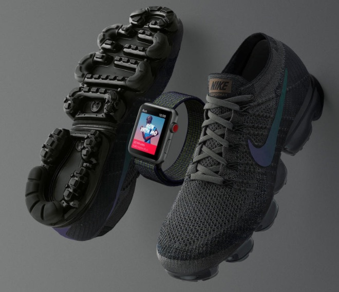caeed21bf9c Apple Watch Nike+ Series 3 Available With New Midnight Fog Band Starting  November 24  Updated