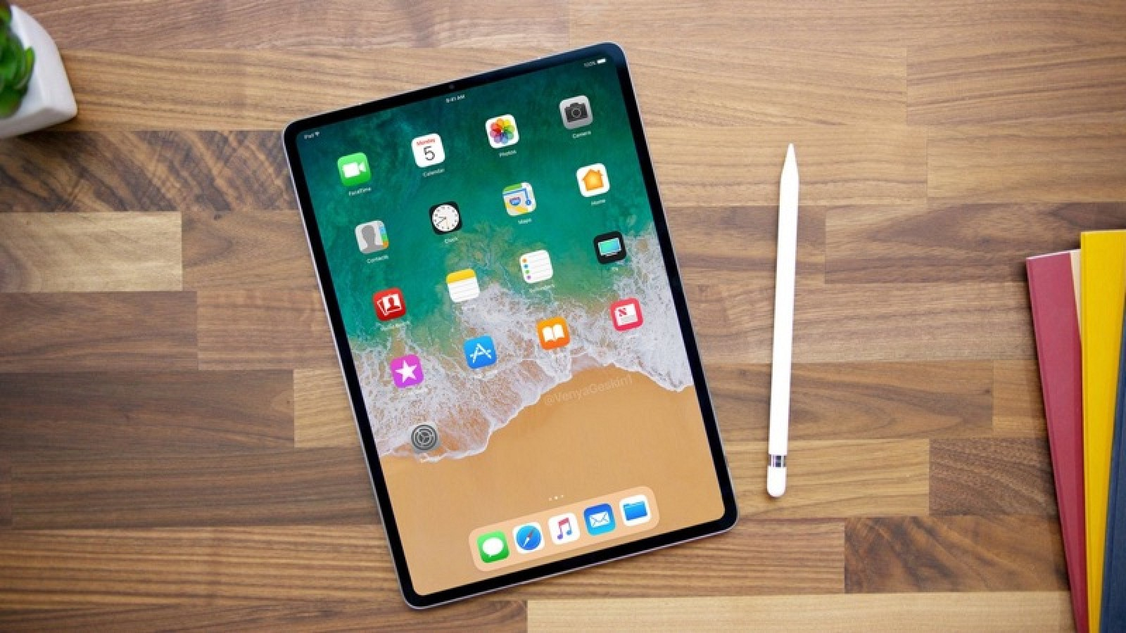 photo image Chinese Report Expects 11-Inch iPad Pro at WWDC, No New iPhones Until Second Half of 2018