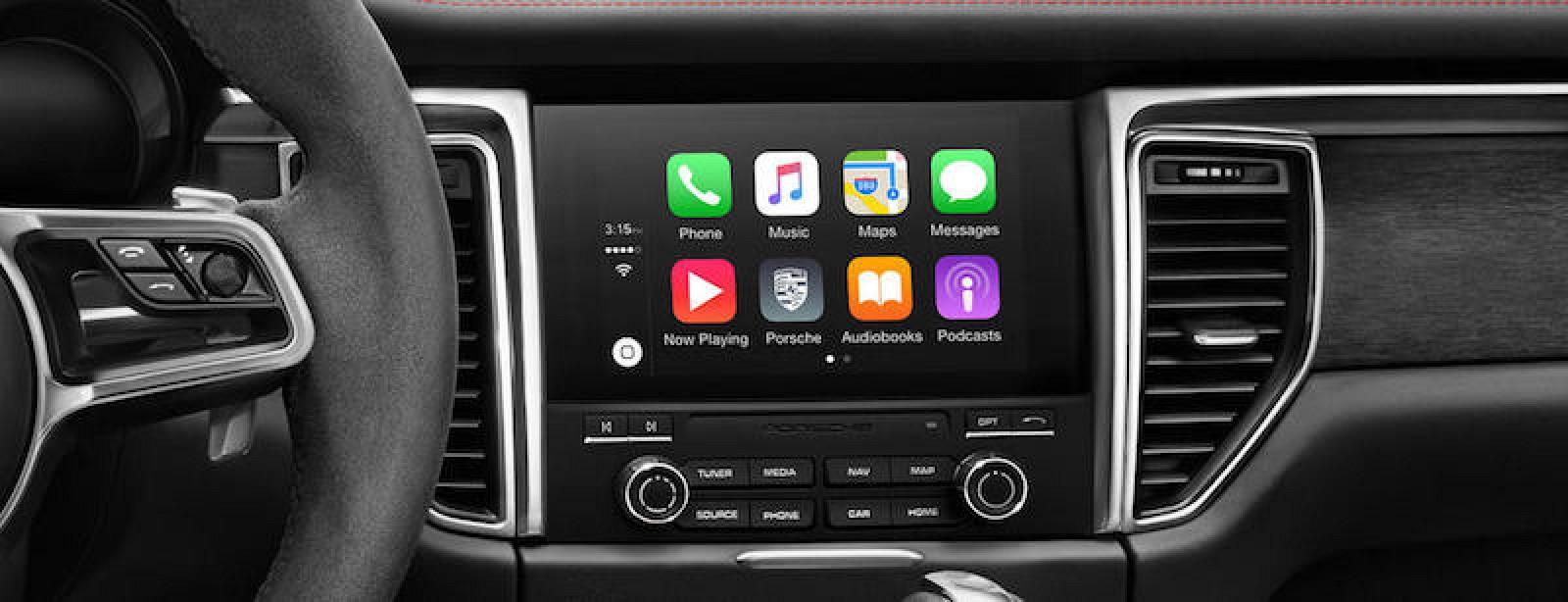 Many CarPlay Vehicles Debuting at Los Angeles Auto Show ...