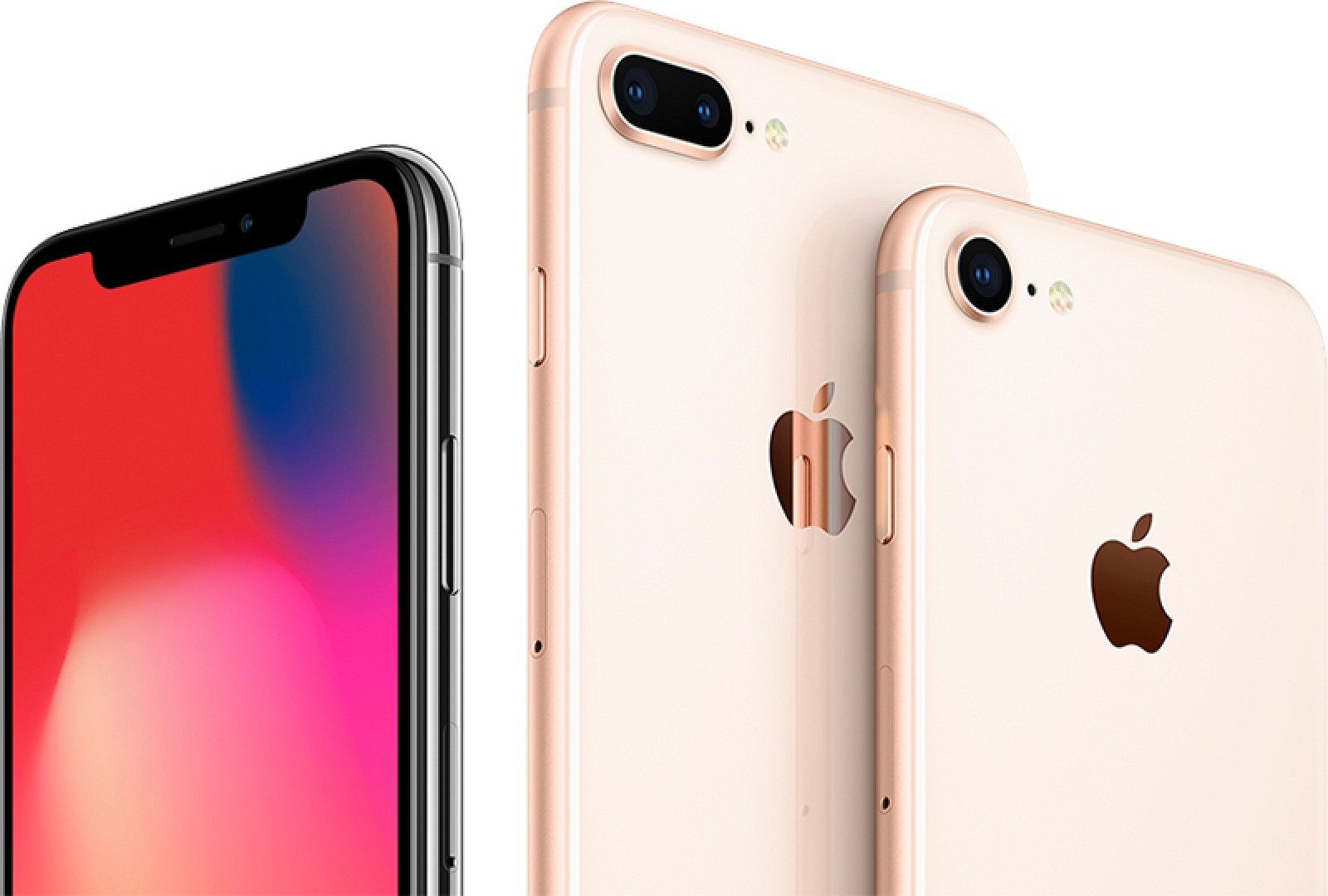 apple 39 s new 2018 iphone line up may consist of two phones. Black Bedroom Furniture Sets. Home Design Ideas