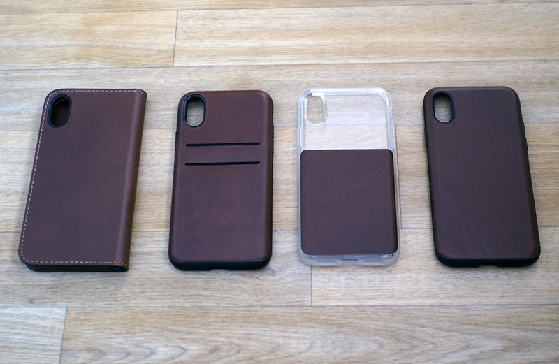 wholesale dealer 465e8 0f146 iPhone X Case Review Roundup: Apple, Twelve South, Nomad, Speck and ...