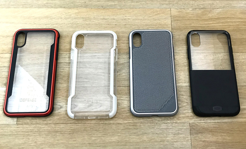 wholesale dealer d7067 fa8ee iPhone X Case Review Roundup 4: Caseology, X-Doria, and MagBak ...