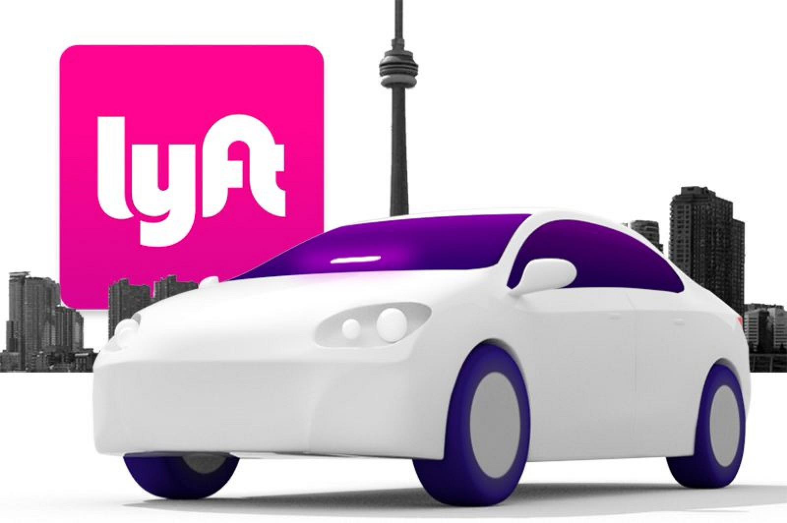 Lyft To Launch In Toronto Next Month As Uber Competitor