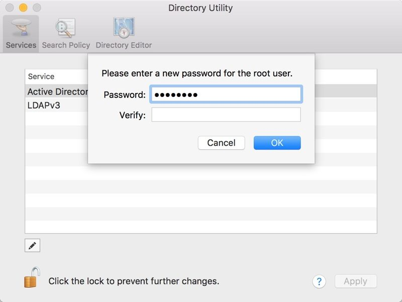 Here's How to Temporarily Fix the macOS High Sierra Bug That