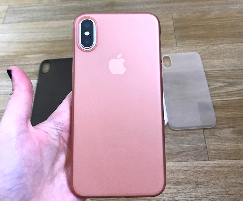 The Peel Cases Are Akin To Having Nothing At All On Your IPhone But They Offer Scratch Protection Pair Them With A Screen Protector And Finish Of