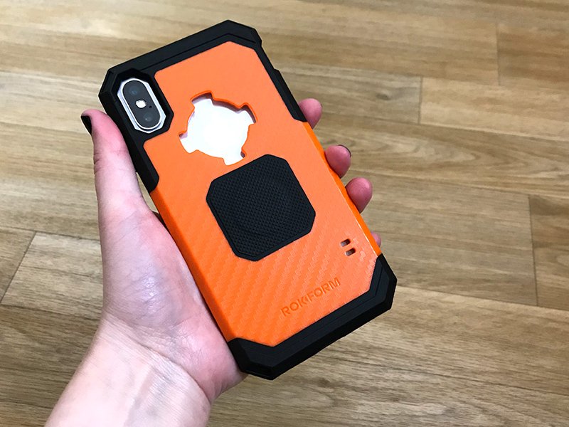 first rate 11106 a7eef iPhone X Case Review Roundup 3: Rokform, Nodus, Moshi and Peel ...