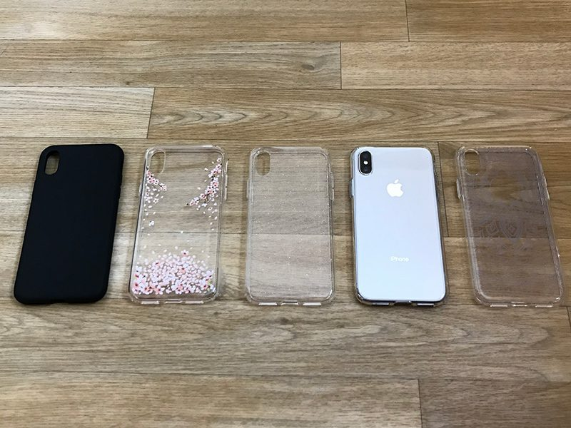 check out cdf6b 84a81 iPhone X Case Review Roundup 5: Spigen, OtterBox, LifeProof ...