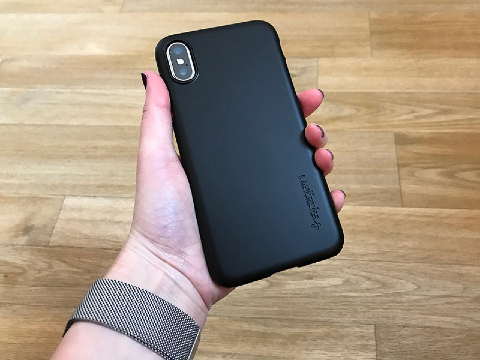 7b8b88d81 iPhone X Case Review Roundup 5  Spigen