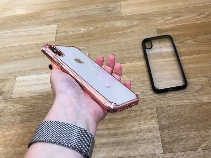 Thin Fit ($14.99) - I like minimal cases, so this was one of my overall favorites. The Thin Fit is a thin shell that's made from a hard, smooth, ...