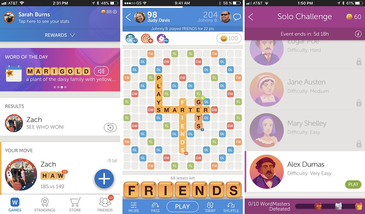 Download Words With Friends For Mac