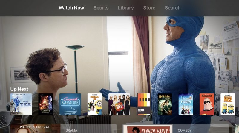 Apple And Amazon Confirm Amazon Prime Video On Tvos Supports 4k Hdr
