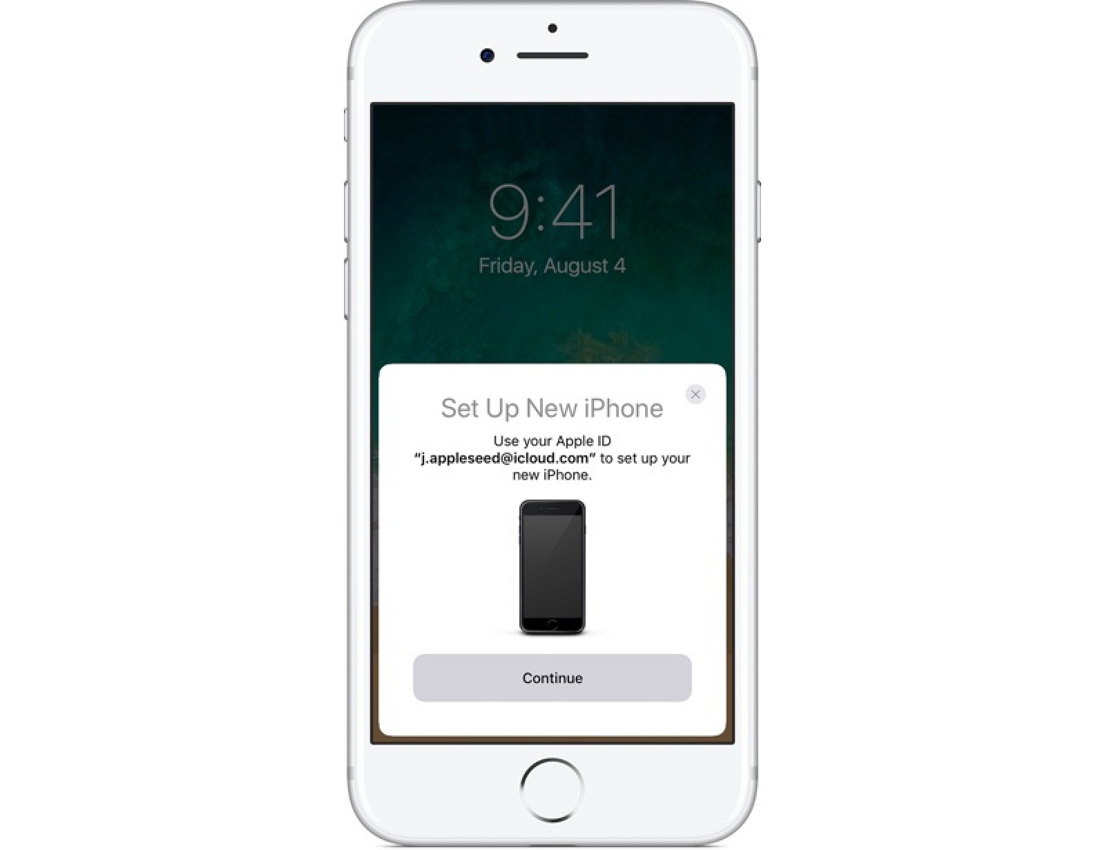How to Set Up Your New iPhone or iPad Using Automatic Setup