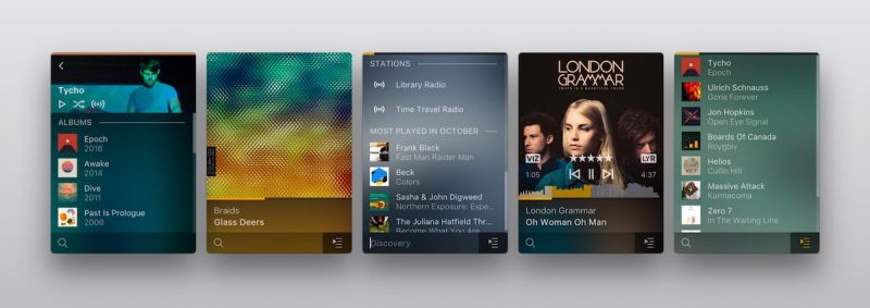 Plex Launches Miniaturized Music App for Mac and Windows