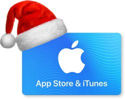 12 days of christmas gifts list itunes 2019